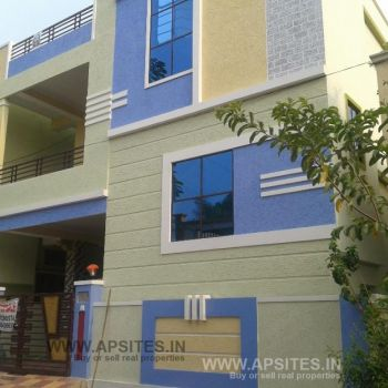 G+1 House for sale in Beeramguda (11Km form Gachibowli)