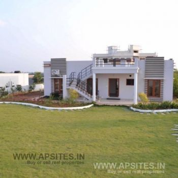 Farm house and weekend homes available in integrated community @52lakhs rs