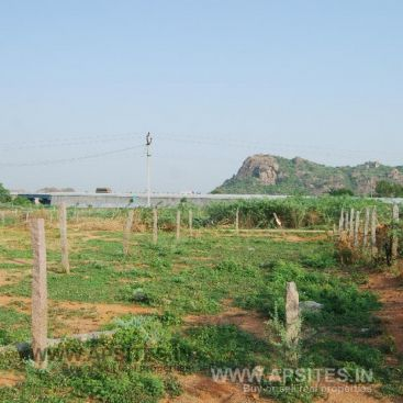 Plot for Sale at Raigiri Village, Bhongiri Mandal, Nalgonda District