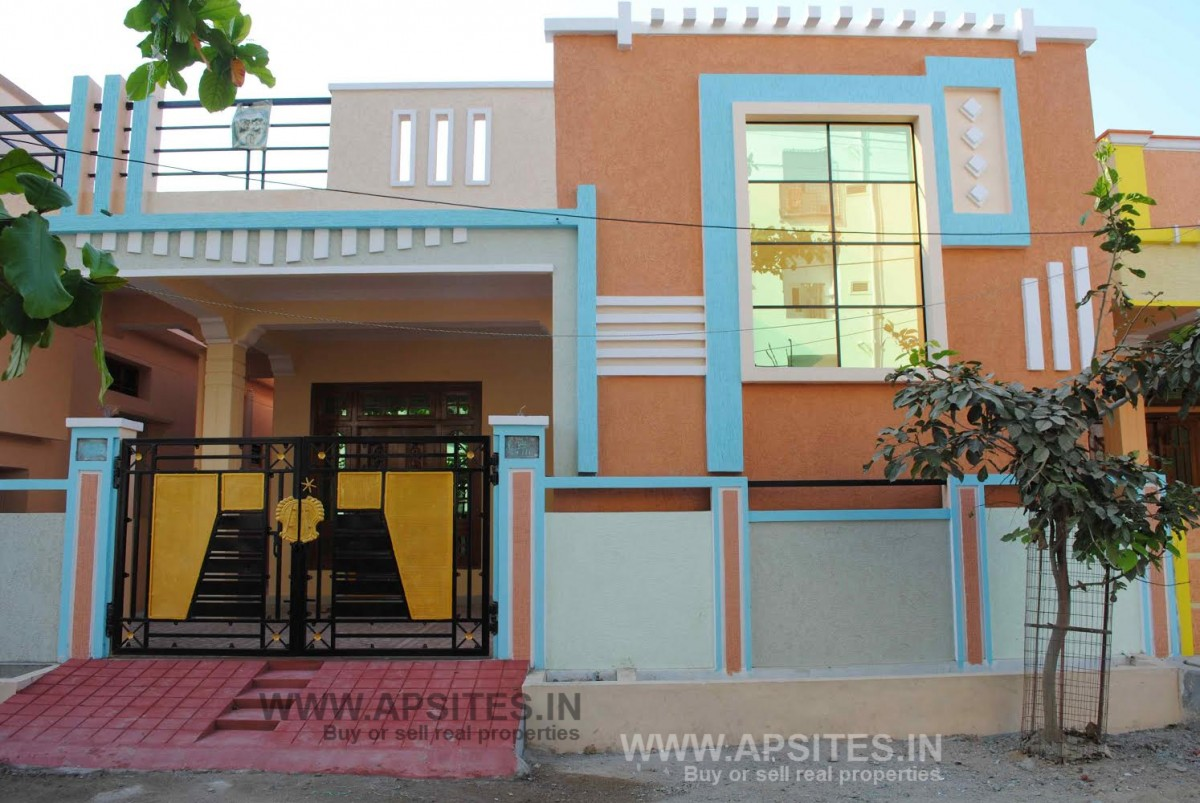 New independent house for sale in beeramguda bhel for Full house house for sale