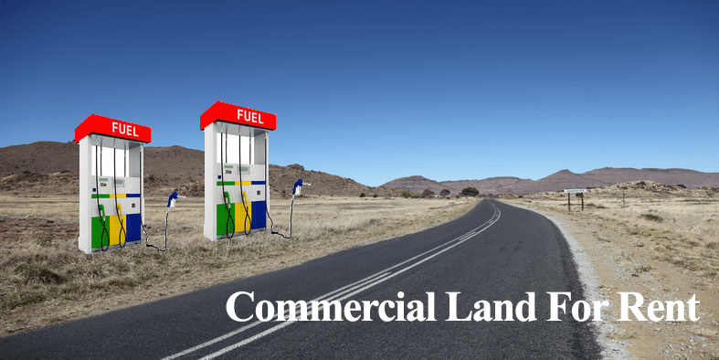 Commercial Land For Rent